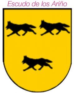 Escudo de los Ariño