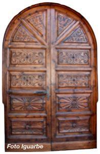 Puerta Iglesia