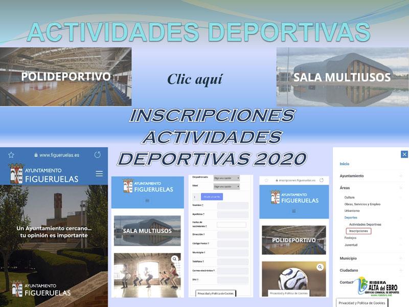 Enlace Inscripciones Figueruelas