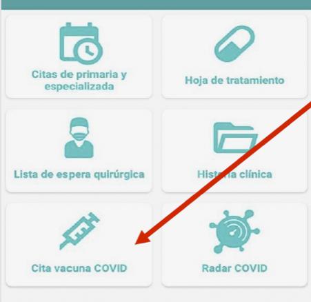 Cita Vacuna Covid